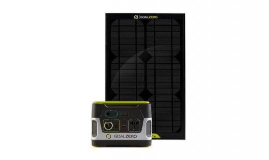 Goal Zero, Yeti 150, Solar Generator, solar power, CES, emergency power, portable generator, renewable energy, green gadgets, emergencies, camping