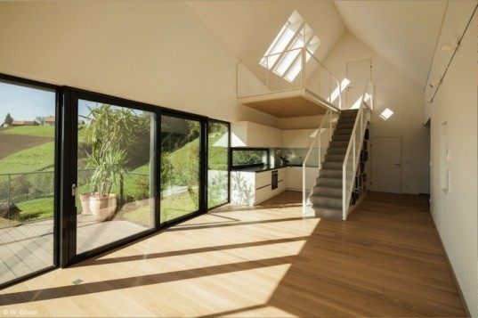 HoG Arkitektur, Haus Oberberg, Austria, green design, sustainable design, eco-design, historic architecture, agriculture, vernacular, contemporary design, Paarhof, green renovation, sustainable design, eco-design, green design
