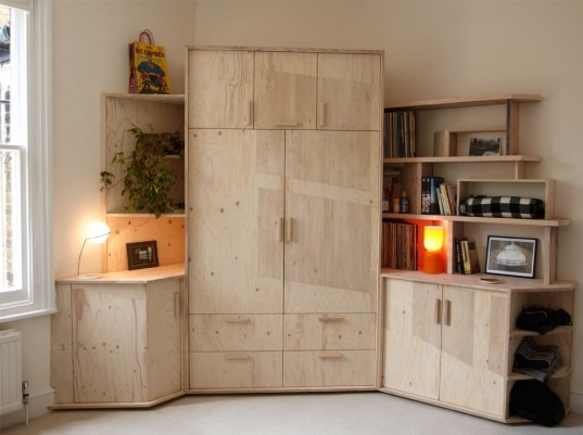 hendzel + hunt, reclaimed furniture, green furniture, salvaged materials, London designer, salvaged furniture, eco cabinets, sustainable storage, green design, eco design, sustainable design, upcycled furniture