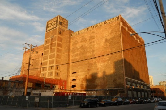 IK Fulton, Perkins Will, chicago, fulton street cold storage, adaptive reuse, hpa architects, green renovation