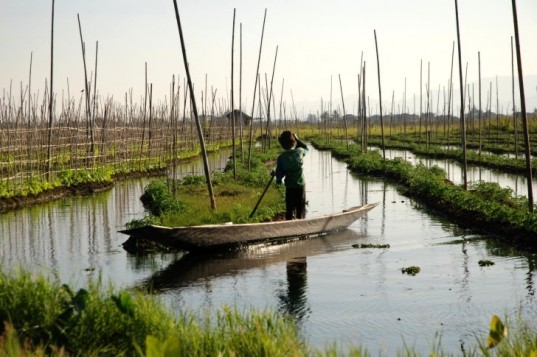 inle lake, myanmar, burma, sustainable farming, aquaponics, hydroponics