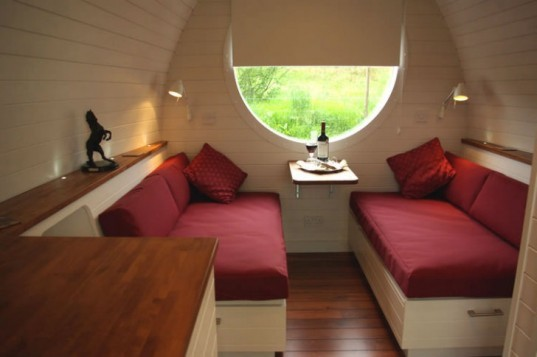 Loch Ness Glamping, Loch Ness, Glamping, eco camping pods, eco hotel, eco B&B, scotland