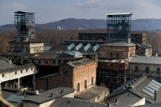 Walbrzych, Poland, Adaptive reuse, coal mine, Stara Kopalnia, Nizio Design International, museum, design studio, amphitheatre, gallery