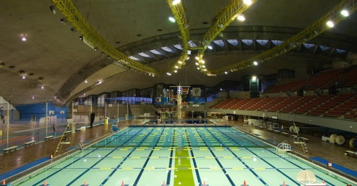 Olympic Size Swimming Pool Inhabitat Green Design Innovation Architecture Green Building