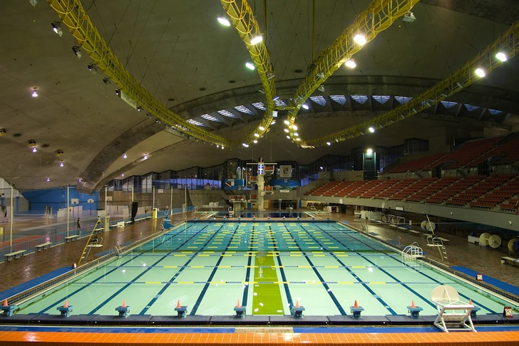 Enormous Wind Turbines With Blades As Long As Two Olympic Pools Get  Financial Boost From Oil Companies Olympic Size Swimming Pool U2013 Inhabitat    Green Design ...