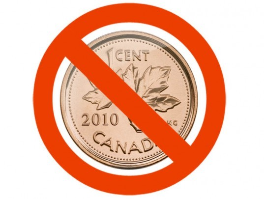 green design, eco design, sustainable design, Canadian pennies, penny phase out, Canada Mint