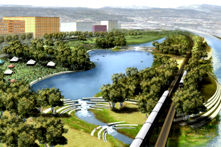 Montana Community Moves Forward With Plans For A Tiny: LA River Restoration Moves Forward With Opening Of The