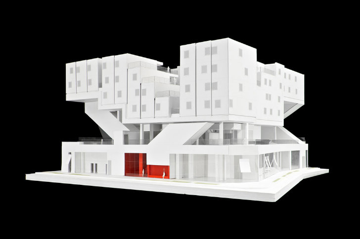 Star Apartments-Michael Maltzan Architects « Inhabitat ...