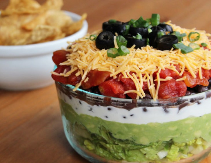 Super bowl veg recipes healthy 7 layer dip 5 inhabitat green super bowl veg recipes healthy 7 layer dip 5 inhabitat green design innovation architecture green building forumfinder Image collections