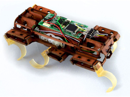 VelociRoACH, UC Berkeley Biomimetic Millisystems Lab, Duncan Haldane, Cockroach robot, biomimetic robots, Society for Integrative and Comparative Biology, search and rescue robots