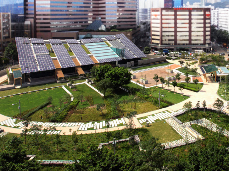Solar Powered Zcb Is The First Zero Carbon Building In
