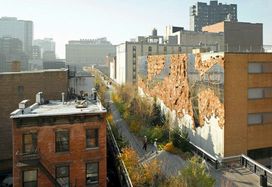 http://inhabitat.com/nyc/el-anatsuis-broken-bridge-ii-is-a-tapestry-of-tin-and-mirrors-on-the-high-line/el-anatsui/?extend=1