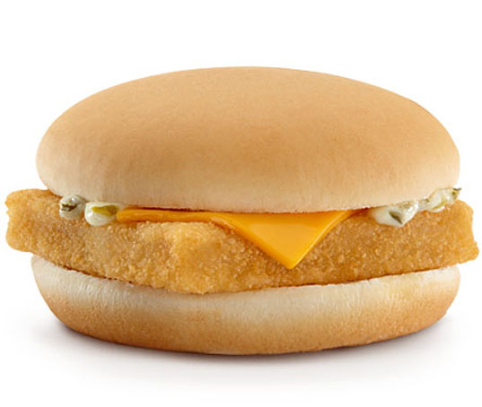 McDonald's Filet-O-Fish, McDonald's overfishing, McDonald's Fish, Marine Stewardship Council, fish ecolabel, McDonald's Alaskan Pollock, red-rated fish, New Zealand Hoki, sustainable food, sustainable fisheries, sustainable fishing, endangered fish