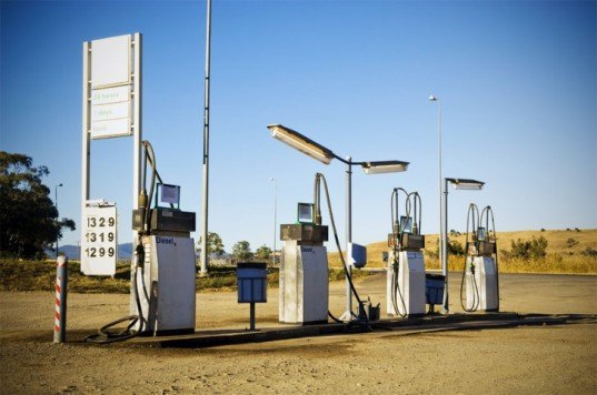 Gas station, Australia, gas pumps, filling station, Australian Outback
