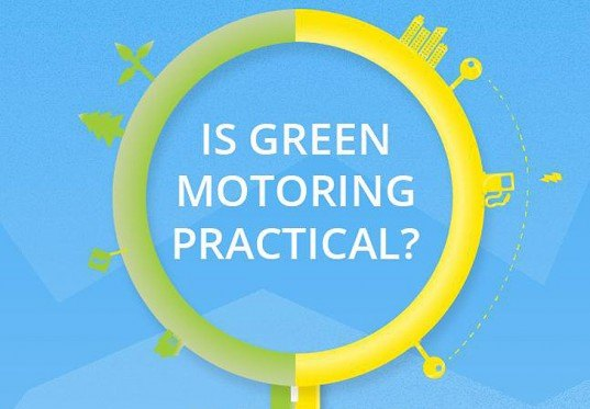 sixt, green motoring, benefits of green motoring, practical green motoring, green transportation, green transportation infographic, infographic