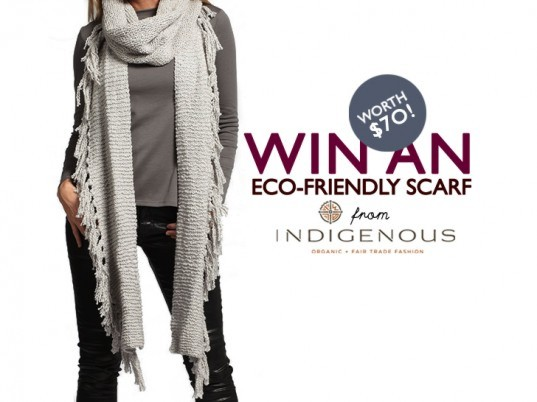 eco-fashion, eco-fashion giveaways, Eco-Friendly Accessories, eco-friendly knits, eco-friendly knitwear, eco-friendly scarves, ethical fashion, ethical scarves, Fair Trade, fair trade scarves, fair-trade clothing, fair-trade fashion