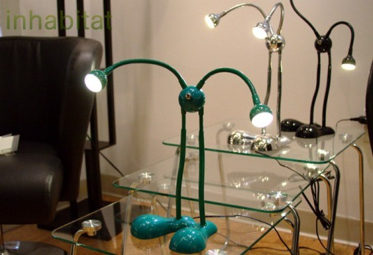 Las Vegas Market, Sustainable Furnishings, Green Furniture, Eco Home, Adesso, LED Lamps, Alien Lamp, Green Lighting