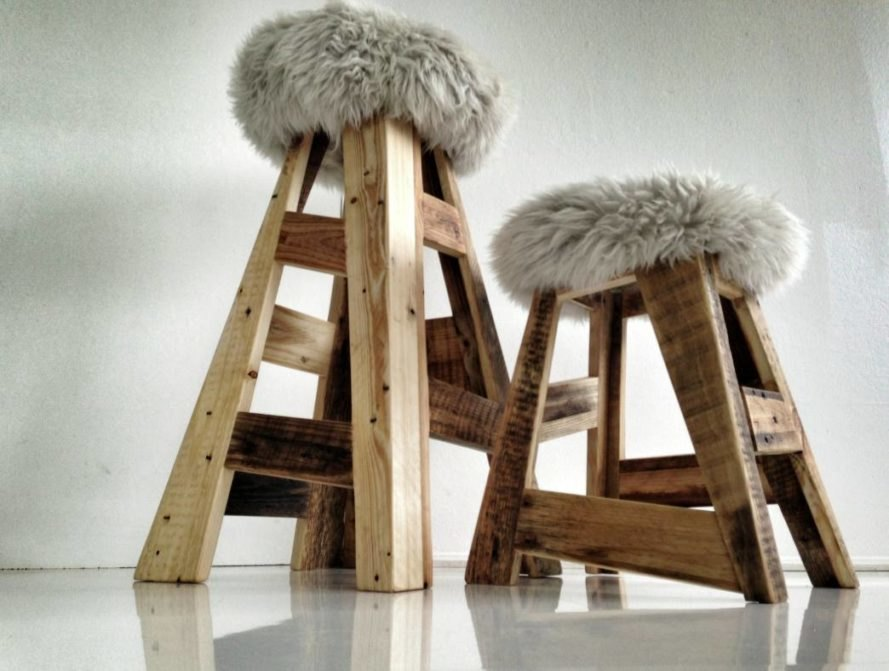 The Produktwerft Upcycles Used And Antique Materials Into One Of A Kind Furniture Pieces