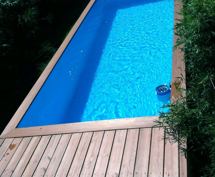 Stefan Beese Pool Box A Deluxe Backyard Pool Made From A Recycled Dumpster .