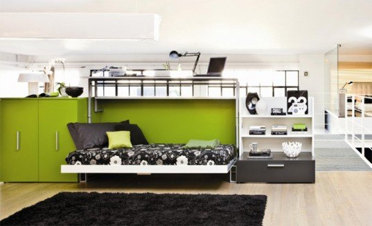 Furniture For Studio Apartment 10 transforming furniture designs perfect for tiny apartments