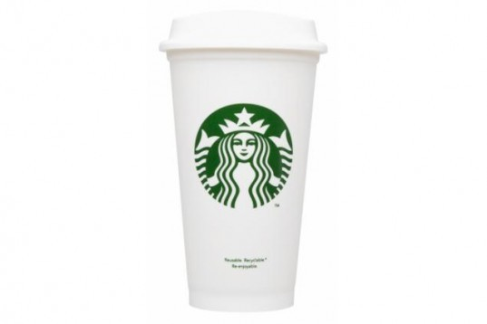 green design, eco design, sustainable design, Starbucks, Starbucks reusable plastic cup, Starbucks eco-friendly