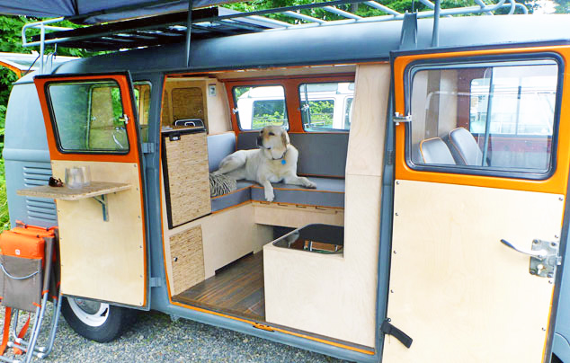 Adventurous Couple Meanders Down the Pan-American Highway in a Solar-Powered 1967 VW Van & Camper | Inhabitat - Green Design Innovation Architecture Green ...