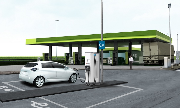 Estonia Launches World's First Nationwide EV Fast-Charging ...