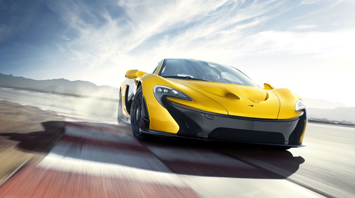 McLaren's P1 Hybrid Supercar Will Blow You Away - Starting With its ...