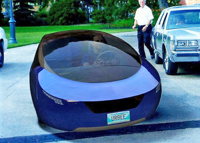 The 3D-Printed Urbee 2 Hybrid Car is Light, Strong, and Nearing Production