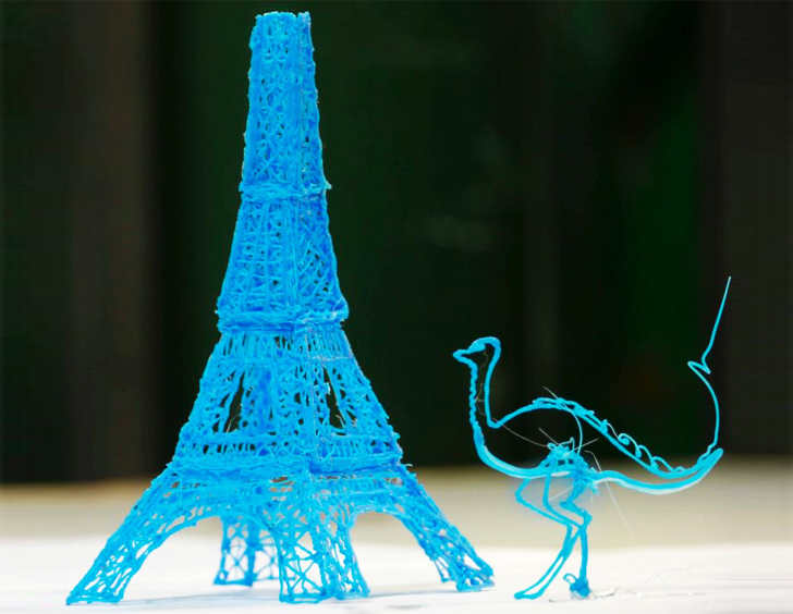 3doodler World 39 S First 39 3d Printing Pen 39 Lets You Draw