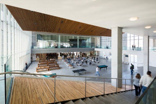 Adobe Utah Campus, WRNS Studio, RAPT Studio, leed gold, eco office, green campus, lehi, utah