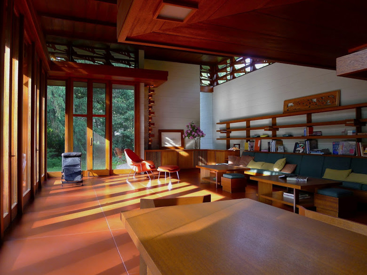 Iconic Frank Lloyd Wright Home May Be Moved from New Jersey to ...
