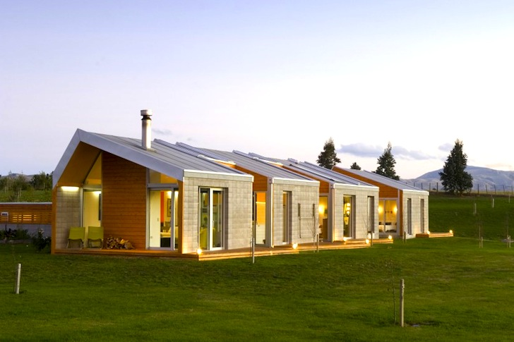 Bonnifait giesen 39 s cornege preston house is a passive Solar passive home designs