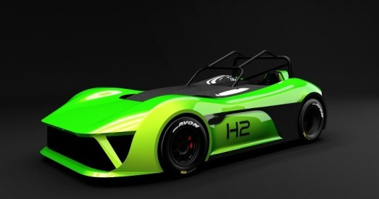 Forze, Forze VI, Forze V, hydrogen car, hydrogen race car, fuel cell, green race car, green car, electric motor, electric car, green transportation