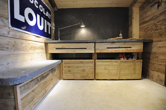 pallet furniture projects. DIY: How To Build A Sweet Set Of Cabinets From Disused Shipping Pallets | Inhabitat - Green Design, Innovation, Architecture, Building Pallet Furniture Projects