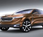 Kia Cross GT Hybrid Concept Debuts at the Chicago Auto Show