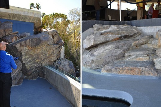 John Lautner Elrod House - Boulders design detail, John Lautner Elrod House, john lautner, ufo house, elrod house, elrod residence, palm springs modernism, diamonds are forever, james bond, bambi and thumper, california modernism, organic architecture, lautner, palm springs architecture, la modern, la modern home tours, la home tour, modern homes la, los angeles modern, modern homes los angeles, lautner los angeles, lautner la, john lautner LA, john lautner los angeles, ufo home, flintstones home, los angeles, alien-inspired homes los angeles, space homes, space inspired home, space architecture, la design, la modern design, historic la home, historic modern la homes, historic los angeles landmarks, historic los angeles homes, architecturally significant homes, architecturally significant homes california, palm springs architecture, palm springs modern homes
