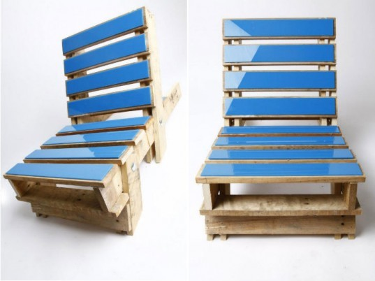 Pallet Chairs and Tables, shipping pallets, Gas and Air Studios, shipping pallet chair, shipping pallet table, recycled materials, upcycled materials, green furniture
