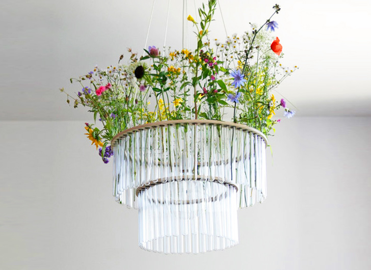 Pani Jurek\'s Inventive Test Tube Chandeliers Are Inspired by ...