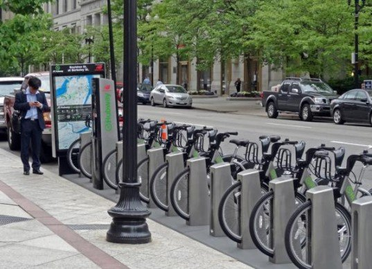 green design, eco design, sustainable design, Philadelphia Bike Share, Pennsylvania Environmental Council, Toole Design Group, Mayor's Office of Transportation & Utilities, Bicycle COalition of Philadelphia, Bike share program