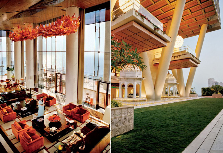 Most Expensive House In The World Inside what does the interior of the world's largest and most expensive