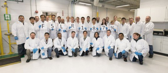 First Solar R&D team, First Solar Inc, First Solar, solar power, solar technology, solar science