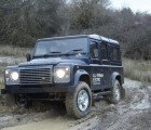 Land Rover Gives the Classic Defender an Electric Motor for the Geneva Auto Show