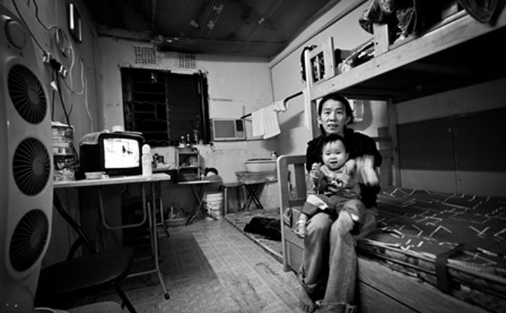 Photo Exhibit On Micro Apartments In Hong Kong Exposes Human Rights Issues  | Inhabitat   Green Design, Innovation, Architecture, Green Building