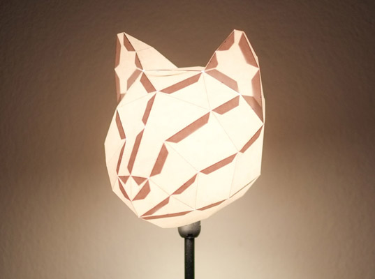 Design Your Own Lamp design your own paper lamps with mostlikely's animal-shaped