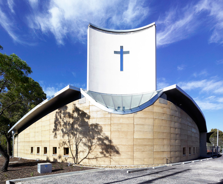 melbourne s st alfred s church boasts highly sophisticated passive