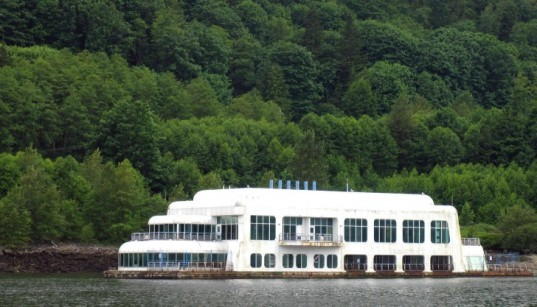 mcbarge, mission british columbia, restoration proposal, sustainable design, green renovation, eco design, unks dump truck