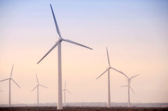 Wind farm, wind energy, wind power, wind turbines, windmills