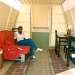 Abod Shelters, slum dwellers, poverty, green design, sustainable design, prefab design, tiny houses, South Africa, BSB Design, natural light, humanitarian design, social design, eco-design, Johannesburg, informal housing, cheap housing, Doug Sharp