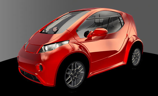 Colibri One-Seat Electric Car to Go Into Production Next Year ...